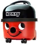 掃除機 ヘンリー